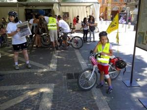 inconvenienti della bicicletta