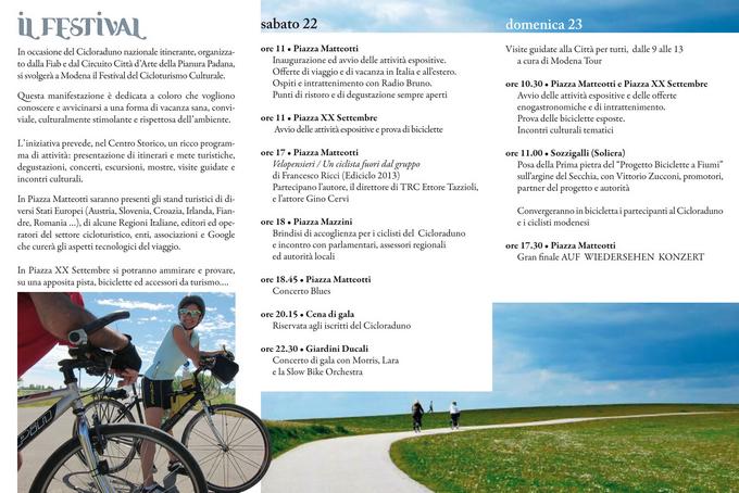 Programma Festival 1