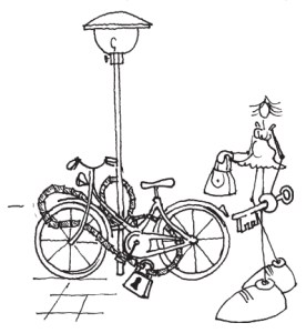 catena furti bici