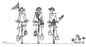 gli amministratori non pedalano con noi