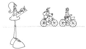 Rilevamento flussi ciclisti @ Modena | Modena | Emilia-Romagna | Italia
