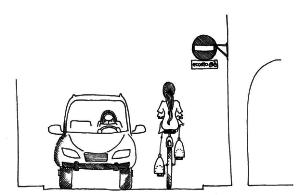 Eccetto bici