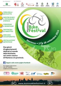 Locandina Mantova Bike Festival