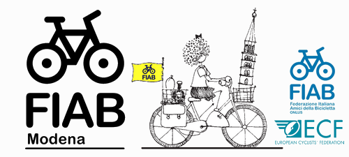 Modena in bici Logo