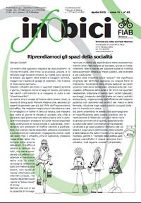 infobici 40 - aprile 2015