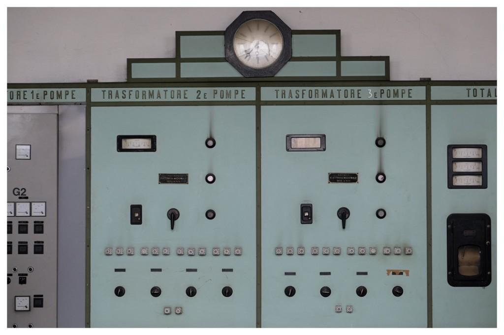 Pannello Quadri Elettrico Originale
