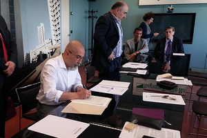 FIAB firma l'accordo regionale