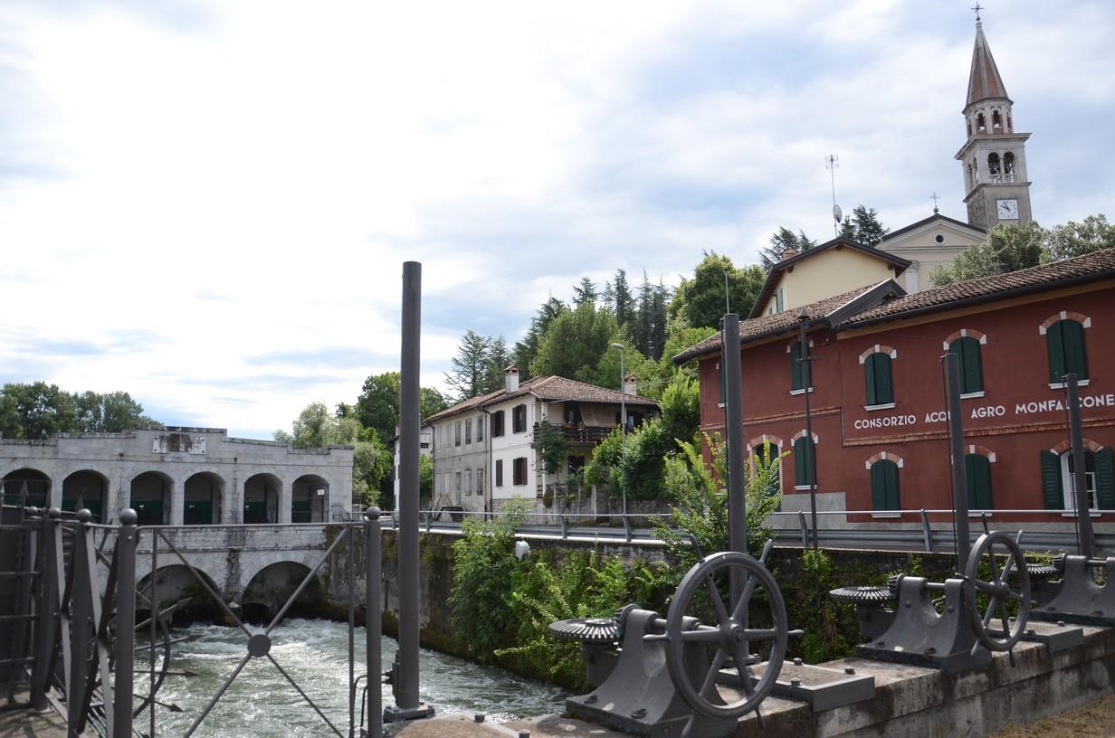 opere fluviali a monfalcone