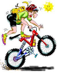 bici impazzita