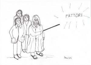 Mostra Fattori by Diana Altiero