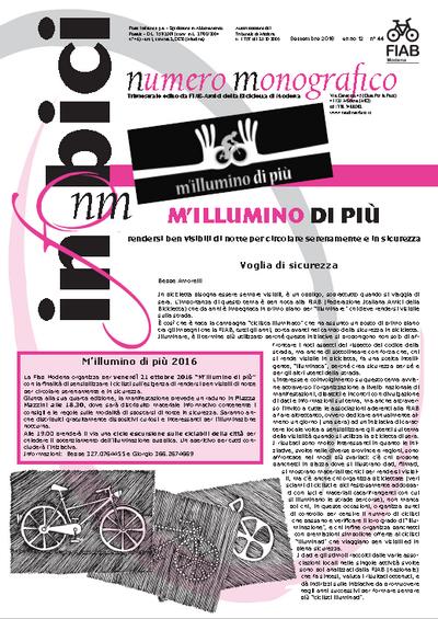infobici n.44 - settembre 2016