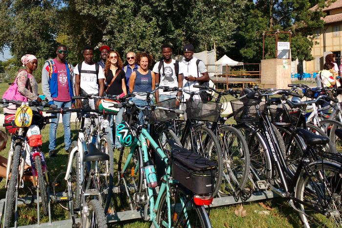 studenti stranieri a villa sorra