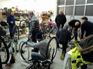 Corso di meccanica e cicloturismo/1 @ Modena