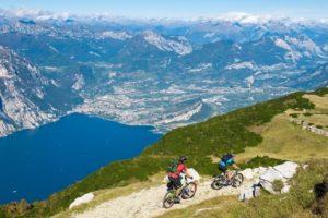 Monte Baldo Sud in MTB @ Monte Baldo | Veneto | Italia