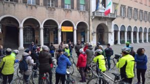 Escursione: In bici tra Le bellezze della città di Modena