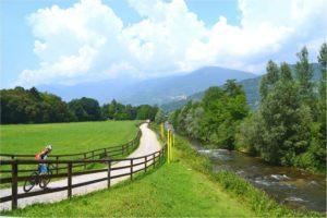 La ciclabile della Val Sugana @ Caldonazzo | Caldonazzo | Trentino-Alto Adige | Italia