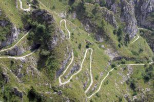 MTB/FIAB/CAI -La salita del Grappa @ Monte Grappa | Veneto | Italia