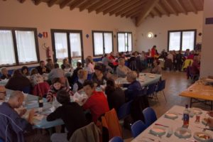 Tutti a tavola: cena sociale 2019 @ Collegara-San Damaso- MO