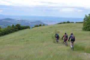 La Via degli Dei: da Bologna a Firenze in MTB @ Bologna