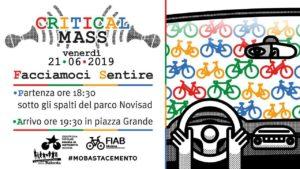 Critical Mass: facciamoci sentire! @ Modena