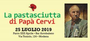 La Pastasciutta Antifascista di Papà Cervi @ Parco XXII Aprile