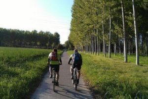 In bici sul Fiume @ Carpi