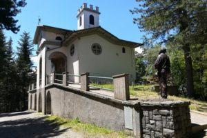 La chiesa degli emigranti @ Gaggio Montano