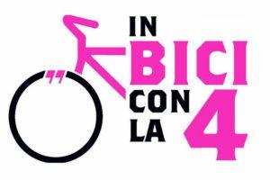 In bici con la 4 @ Modena
