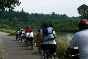 La ciclabile del Mincio - Cicloweekend Famiglie @ Mantova