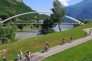 Ciclovacanza per famiglie: Trento e il Lago di Garda @ Rovereto