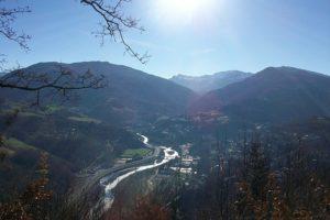 L'alta valle dello Scoltenna e la valle di Tagliole @ Montecreto