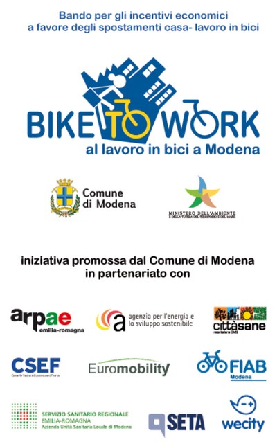 Progetto Bike To Work Modena